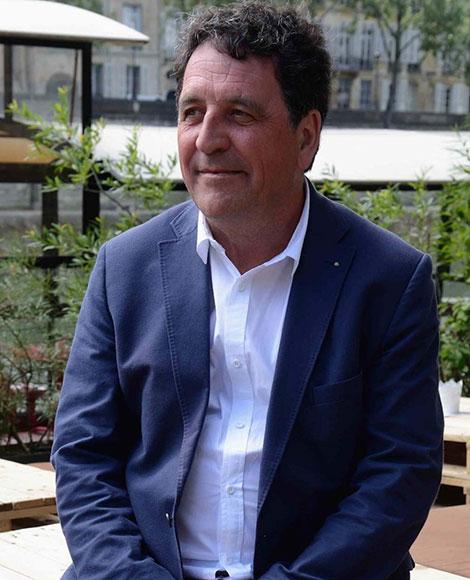 Photo du président Archimbaud